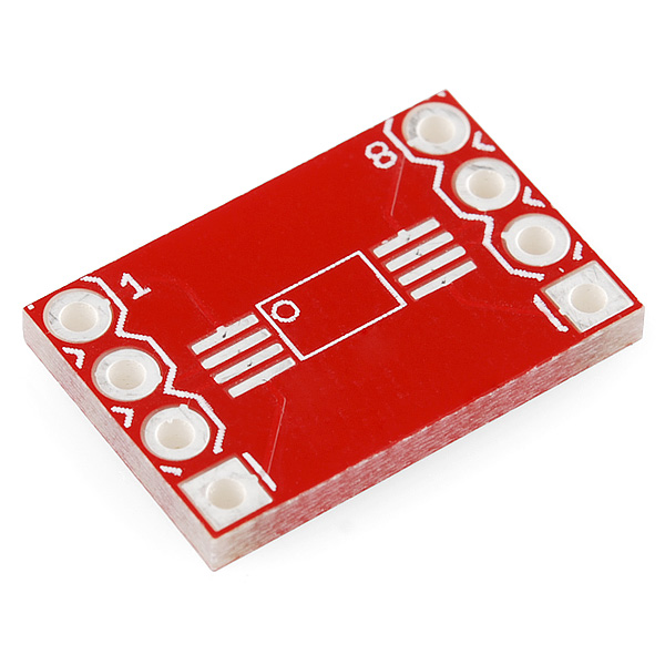SSOP na DIP Adapter 8-Pin