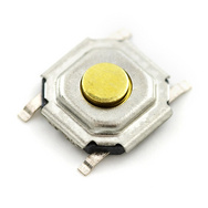 Mini Push Button Switch - SMD