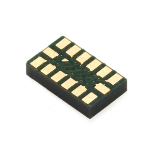 Triple-Axis Accelerometer - MMA7361L