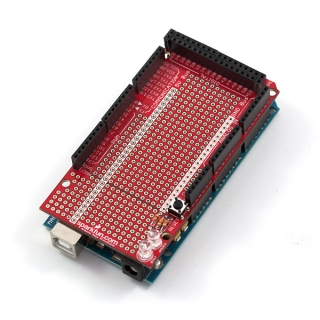 Arduino MegaShield Kit
