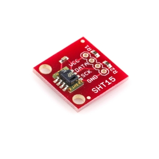 Humidity and Temperature Sensor - SHT15 Breakout