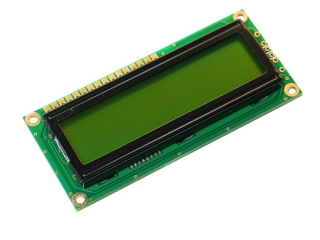 LCD DISPLAY 16X2 & BL